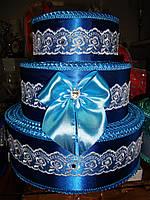 Тортик для денег Роскошь, фото 1