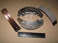 Колодка тормозная баробанного PEUGEOT, заднего (производитель TRW) GS8642