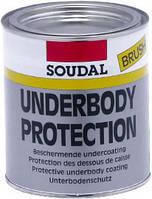 Антикоррозионное покрытие Underbody Protection Soudal