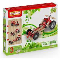 Конструктор Engino - Машинки, 3 модели