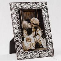"""Рамочка для фотографии """"Ромбики"""" 15х20 см, для фото 10х15 см"""