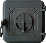 19022 Дверка печная чугунная Вамслер