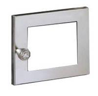 Дверка со стеклом для печей Pal Костер PK -SI 220X220