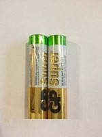 Батарейка GP Super Alkaline ААА (R3)