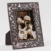 """Рамочка для фотографии """"Алмазные бабочки"""" 14х19 см"""