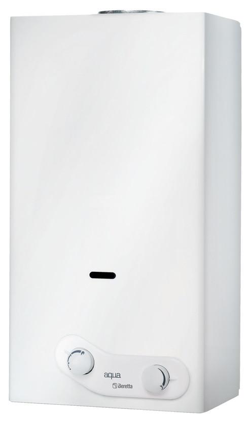 Газовая колонка Beretta Idrabagno Aqua 14л (Полу-автомат)