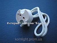 Патрон KANLUX G4, G5.3, GY6.35 с проводами 12см, фото 1