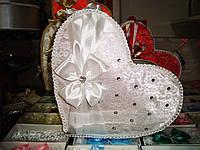Свадебная коробка Сердце для денег