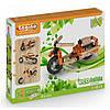 Конструктор Engino - Мотоциклы, 3 модели