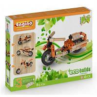Конструктор Engino - Мотоциклы, 3 модели , фото 1
