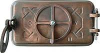 190051 Дверца зольниковая чугунная Вамслер