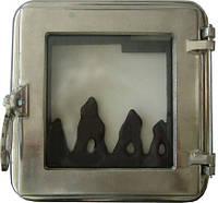190053 Дверка печи  Wamsler