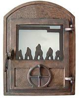 190080 Дверца печная чугун  Wamsler
