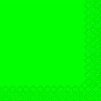 Silken 2-сл. Салатовая (интенсив) 20шт 33*33см (шт.)