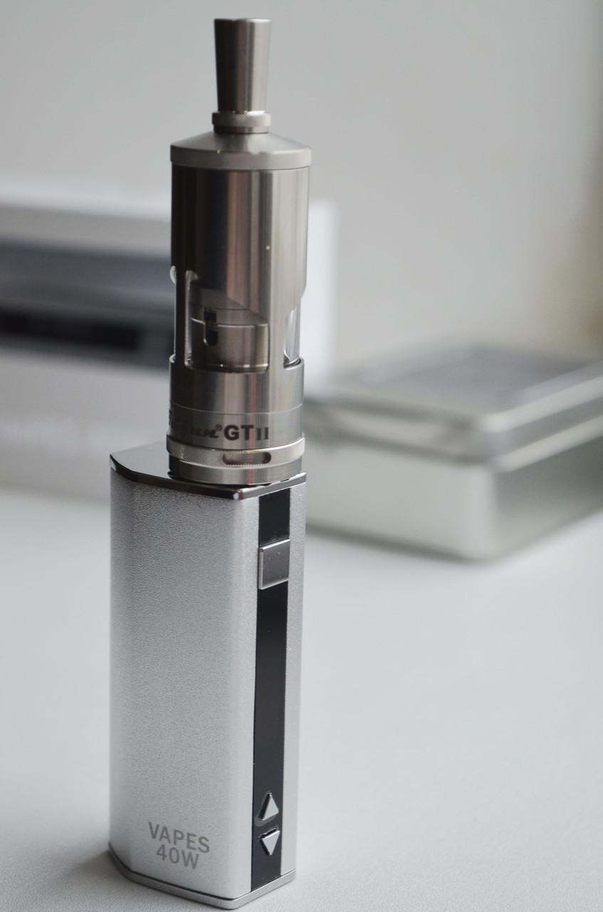 Электронная сигареты Vapes 40w + Taifun GT2 4.5ml (full kit)
