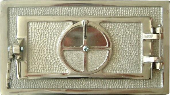 190095 Дверца зольник чугун Wamsler - ООО ЖАРКО - Первый Украинский Национальный Производитель каминных топок в Львове