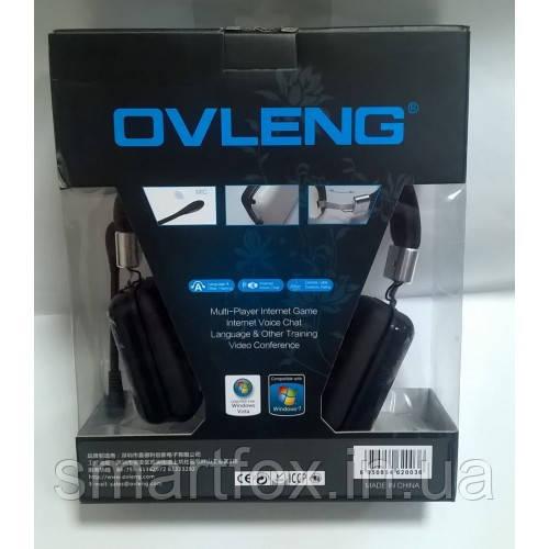 Наушники накладные с микрофоном Ovleng OV-2003MV
