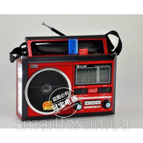 Радиоприёмник с USB GOLON RX-277LED, фото 2
