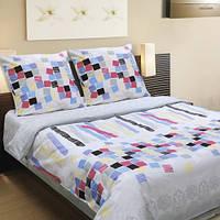 Комплект постельного белья теп бязь мозаика полуторный