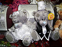Украшение на свадебную машину Мишки Тэдди