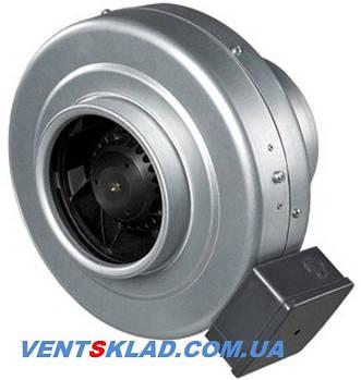 Канальные промышленные вентиляторы в оцинкованном стальном корпусе серии Вентс ВКМц