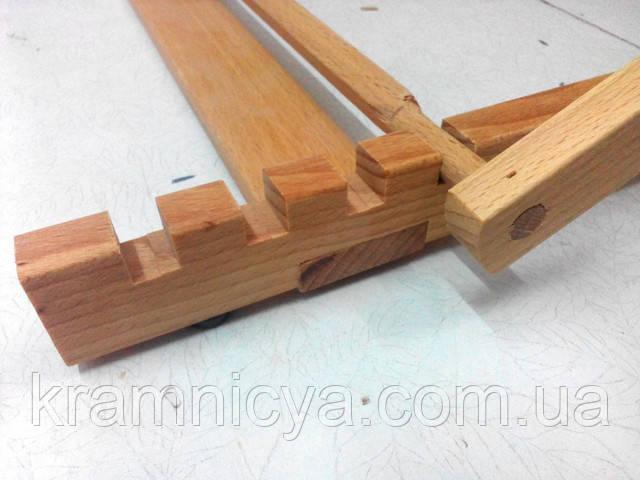 Мольберт деревянный настольный Купить