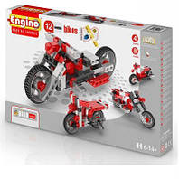 Конструктор ENGINO PICO BUILDS - Мотоциклы, 12 моделей, фото 1