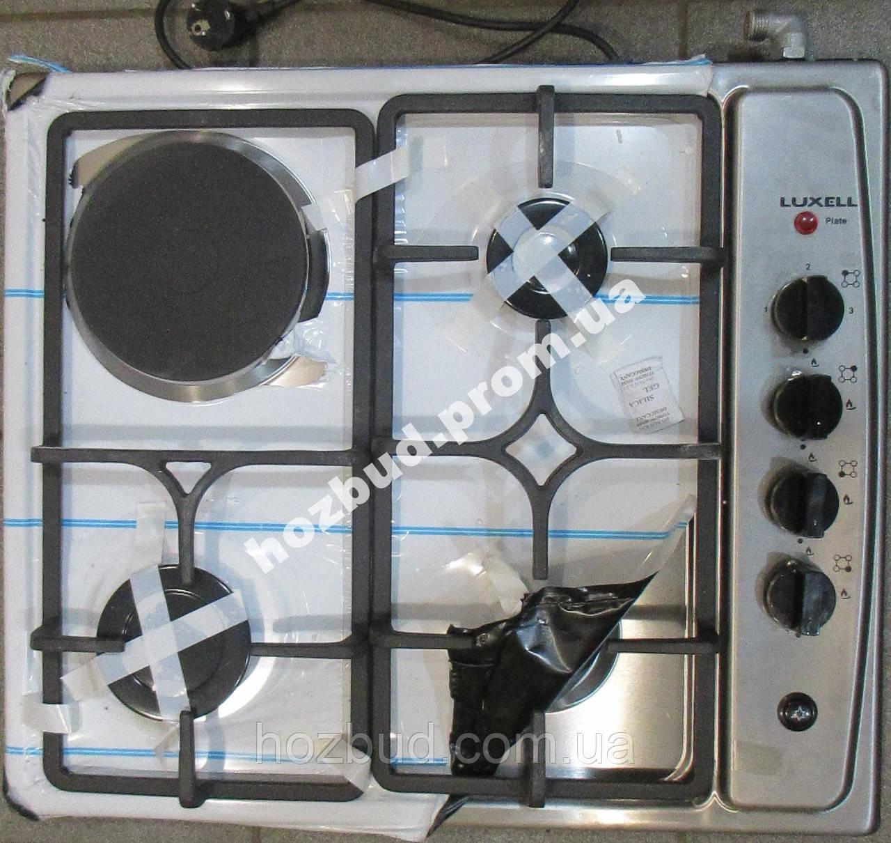 Плита комбінована настільна LUXELL LX-412
