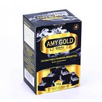 Уголь для кальяна Amy Gold, 1 кг