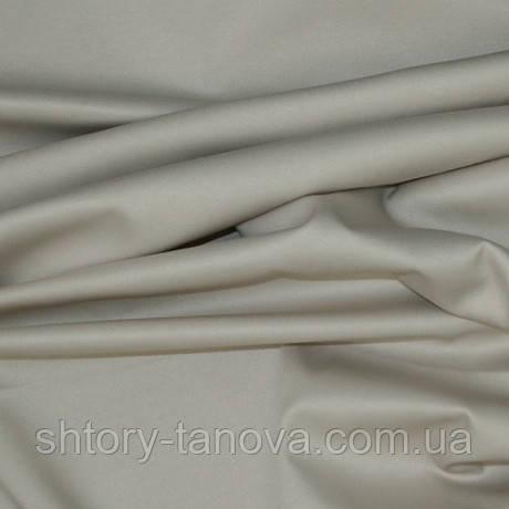 Специальные ткани для скатертей в ресторан сатин с покрытием ВГПР серый