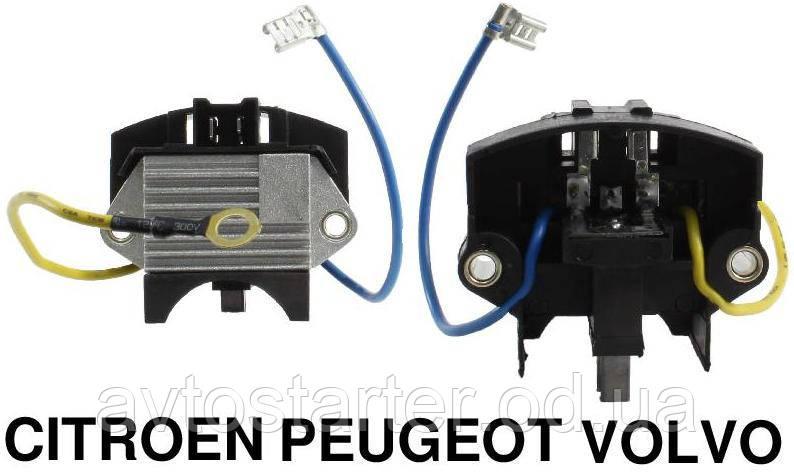 Регулятор напряжения CITROEN PEUGEOT RENAULT Alliance Clio Encore Espace Fuego Master Rapid Super Trafic VW
