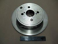 Диск тормозной TOYOTA COROLLA заднего (производитель TRW) DF4379