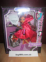 Кукла Клодин Вульф Страшные сказки Monster High Scary Tales Scarily Ever After Doll Little Dead Riding Wolf, фото 1