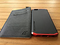 Чехол-накладка Element Case Solace Chroma для iPhone 6/6s black with red rim
