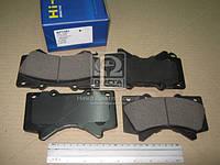 Колодка тормозная TOYOTA LAND CRUISER 100 4.2D J100 1998- передний (производитель SANGSIN) SP1381
