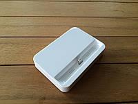 Док-станция для iPhone 5/5s/5c/6/6s white