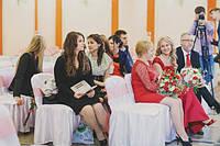 Прокат свадебных чехлов на стулья