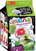 Мыло с эфирным маслом Цветущий луг Ranok-Creative