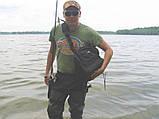 Рюкзак-слинг для ходовой рыбалки РыбZak 1.0, фото 2