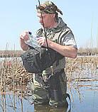 Рюкзак-слинг для ходовой рыбалки РыбZak 1.0, фото 4