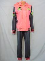 Спортивный женский костюм весна-осень, фото 1