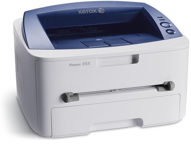 Снятие защиты от заправки (обнуление принтера) Xerox Phaser 3155/3160/3160N