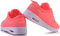 Кроссовки розового цвета для тренировок