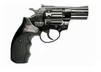 """Револьвер под патрон Флобера PROFI 2,5"""" (пластик черный), фото 1"""