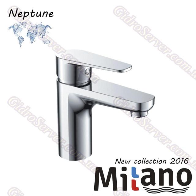 Смеситель для раковины, умывальника Neptune ML-100N от торговой марки Millano.