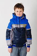 """Демисезонная куртка - жилетка на мальчика """"Прадо"""", фото 1"""