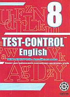 Англійська мова Тест контроль 8 клас Ходаковська Весна