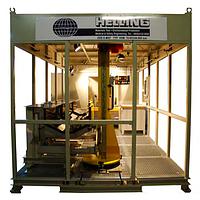 Установка МП (магнитопорошкового) контроля Zer-O-Mat