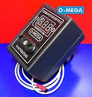 Терморегулятор ТРЦ-1,2 O-MEGA цифровой для инкубатора, фото 1