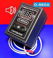 Терморегулятор РТ-2 O-MEGA со звуковым оповещением для инкубатора, фото 1
